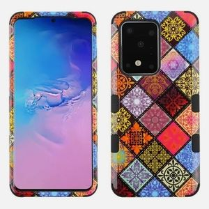 SAMSUNG Galaxy S20 Ultra 6.9 Exotic Tile Case